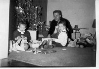 Dad John Robert and two others 011
